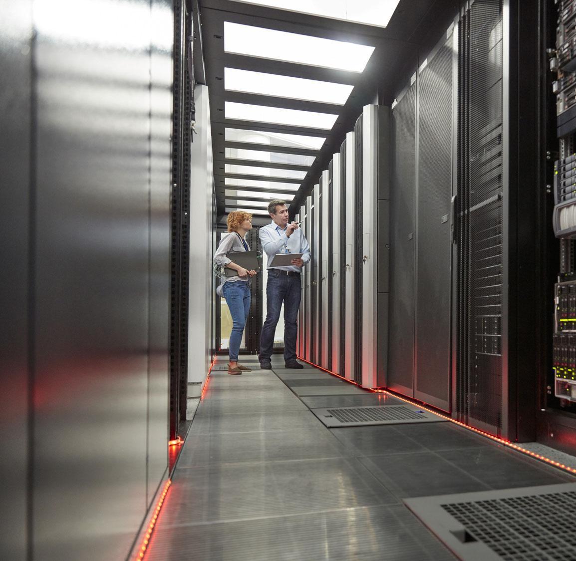 data center support